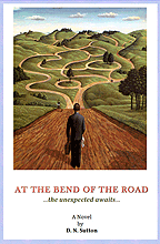 AT THE BEND OF THE ROAD by D.N.Sutton